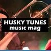 HUSKY TUNES | MUSIC MAG