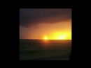Два Солнца красный закат Нибиру Планета X