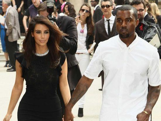 Неужели Ким Кардашян и Канье Уэст поженятся