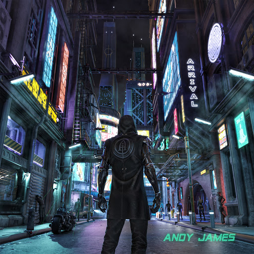 Andy James альбом Equinox