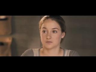Дивергент (2014) HD трейлер - премьера 10 апреля