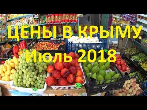 Крым 2018 Цены в Крыму заоблачные А может глянем