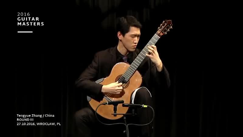 Чан Тон-Йе (Китай) - Chaconne by J.S.Bach Отрывок