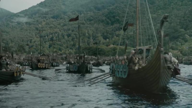 Ragnar Leaving Kattegat Farewell Song