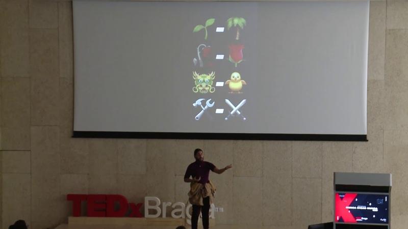 Nunca Digas Nunca | Conan Osiris | TEDxBraga