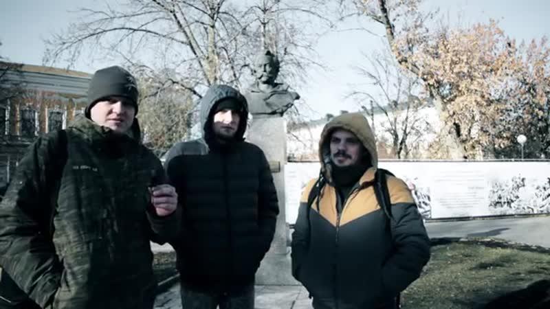 Нацисты в России избивали и убивали иностранцев и бездомных! РУССКИЕ ПРОГУЛКИ 1