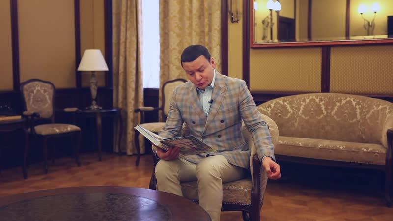 Александр Олешко читает первую главу повести А А Милна Винни Пух и все все все Андрею С