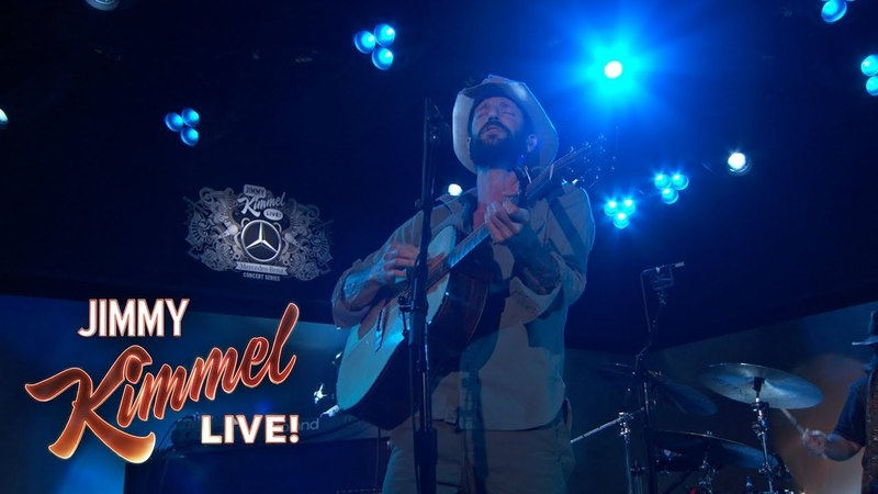 Ray LaMontagne - Such A Simple Thing (Jimmy Kimmel Live)