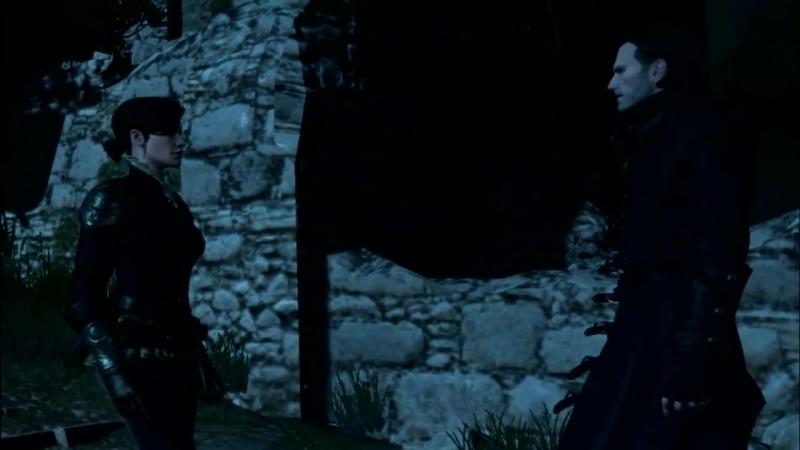 Ведьмак 3 - Детлафф и Сианна