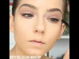 Замечательный нюдовый макияж ?✨