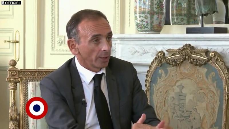 Eric Zemmour L'islam est incompatible avec la laïcité la démocratie la République et la France