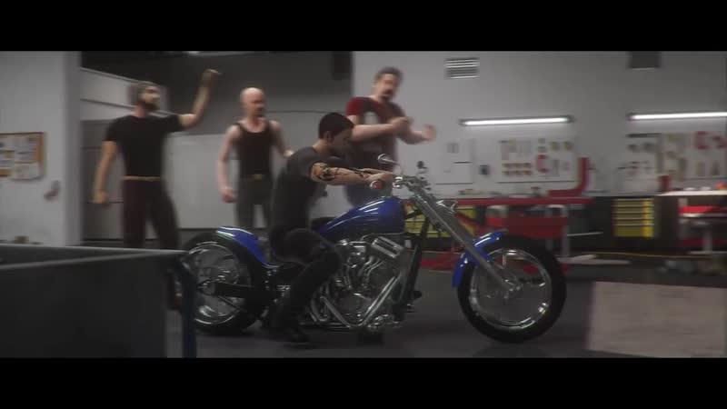 Постройте свою империю мотоциклов в игре Motor Mechanic!