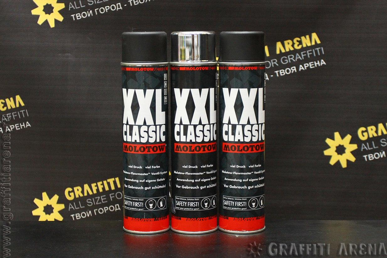 Краса для граффити Molotow™ XXL Classic 600 мл