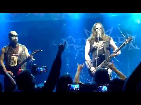 Azaghal Live at Moscow Rock House 09 06 2018