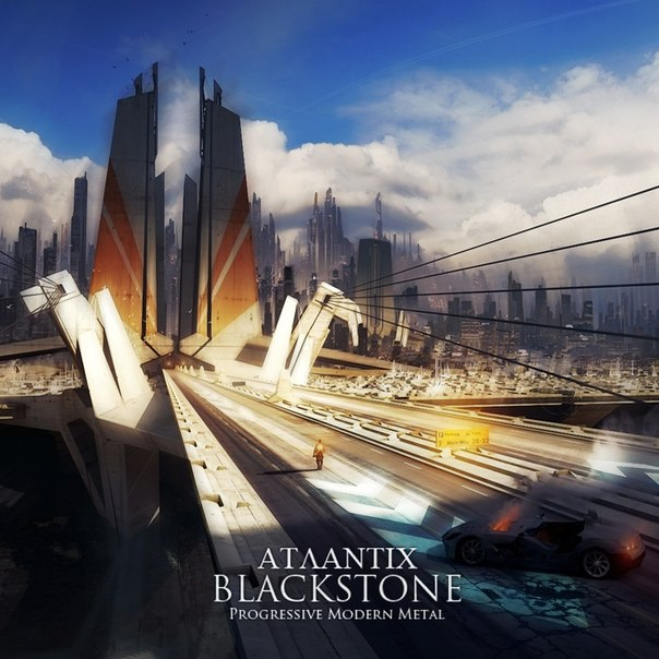 Новый релиз BLACKSTONE - Atlantix (2013)