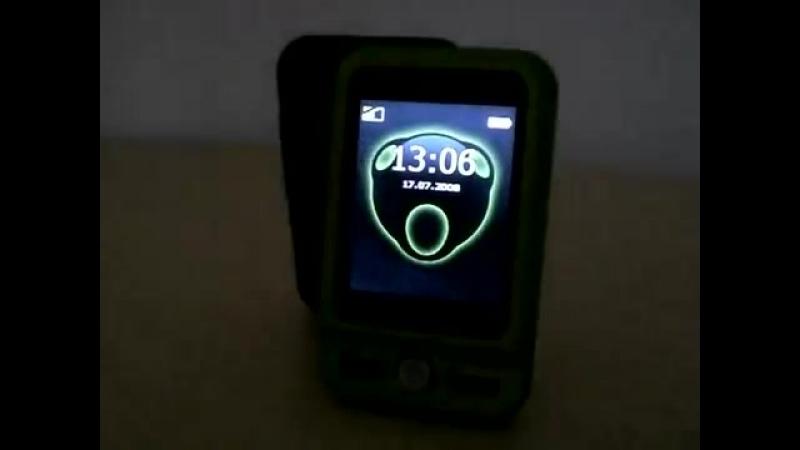Neonode N2 Backlight Sensor !.mp4