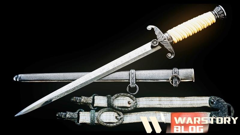 Кинжалы СС и СА кортики и штыки ТОП покупок по немецкому холодному оружию в Америке