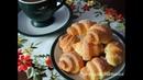 ТВОРОЖНЫЕ РОГАЛИКИ cottage cheese rolls Просто вкусно доступно