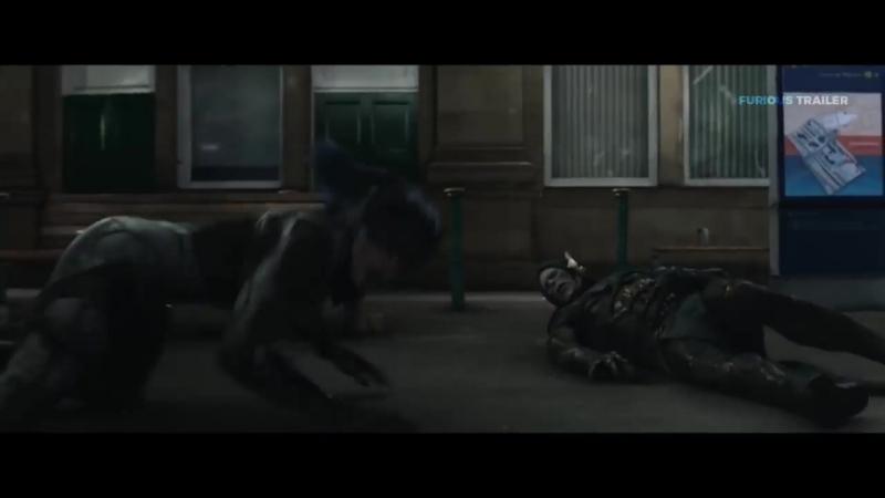 AVENGERS INFINITY WAR Extended Movie Clip Avengers Vs Black Order Fight Scene Trailer (2018).mp4