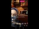 суннитская мразь материться в перископе в хиджабе