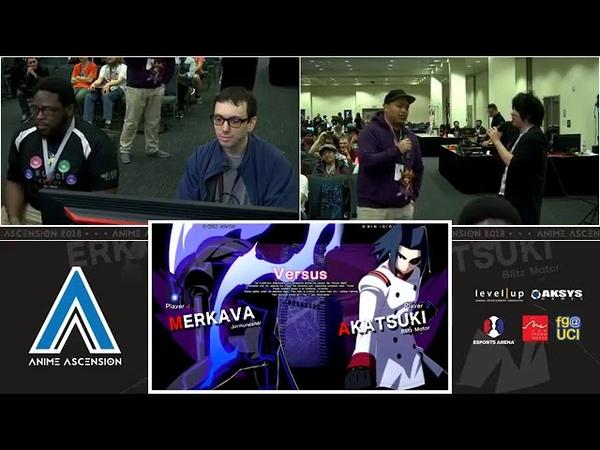 Anime Ascension 2018 UNIST 10 vs 10