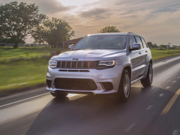 HENNESSEY Jeep Trackhawk HPE1000 Supercharged