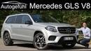 Mercedes GLS V8 550 500 AMG Line FULL REVIEW - Autogefühl