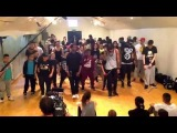 Les Twins at London Workshop April 2014 - Larry's routines