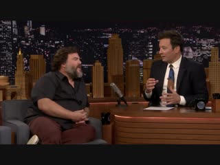 Jack Black and his legendary Sax-A-Boom