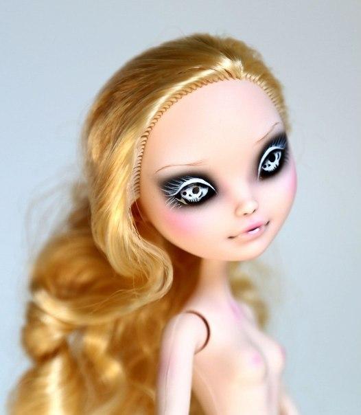 Как сделать ооак для куклы эвер афтер хай 38