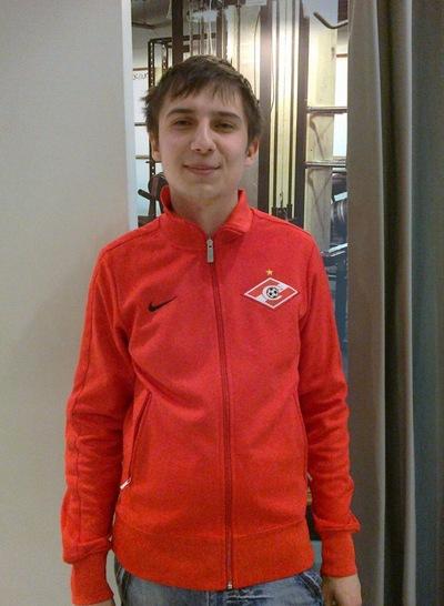 Александр Зыбин, 20 января 1990, Москва, id191776722