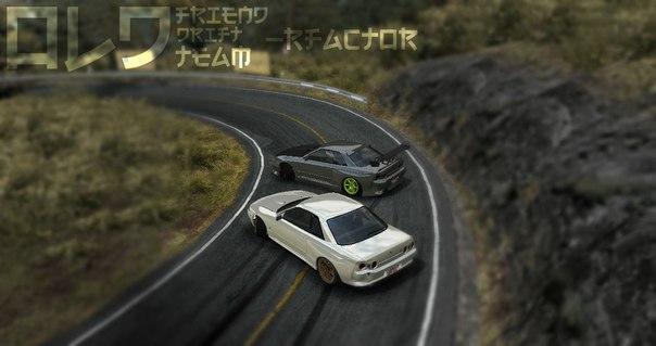 Rfactor drift скачать торрент