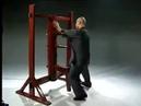 Wingchun Master Wong Nim Yi Chi sao, chum kiu, stick, wooden dummy