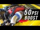 1300hp Nissan RB30 VL turbo