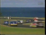ATCC 1996. Этап 5 - Филлип Айленд. Вторая гонка