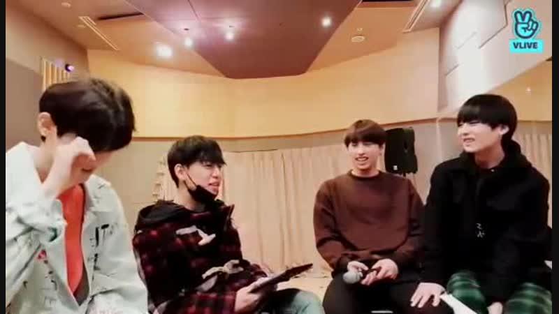 Ви Эпп 05 01 19 TRCNG Daehyun cut