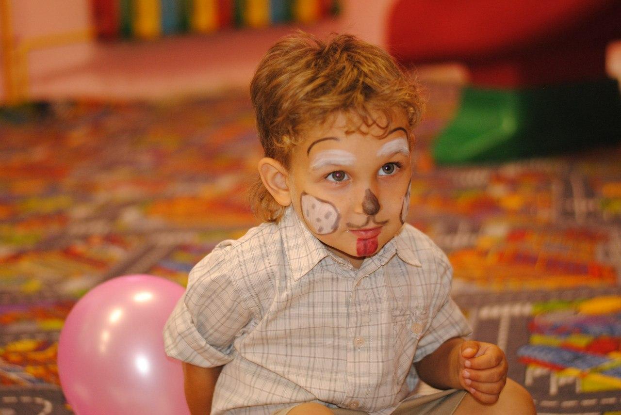 день рождения для самых маленьких в Запорожье