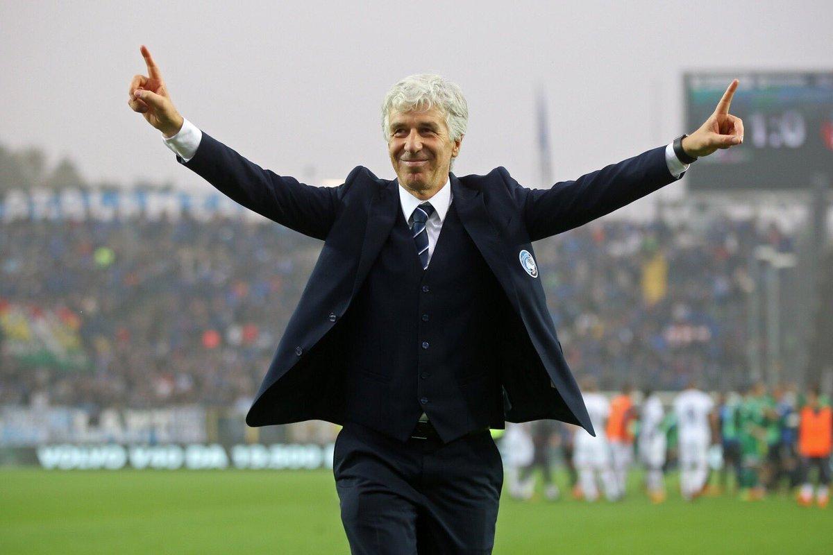 """Лучший тренер Италии работает в """"Аталанте"""". Его боится даже """"Ювентус"""""""