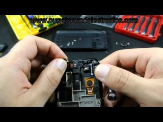 How to disassemble/ take apart Samsung Ace Plus GT S7500