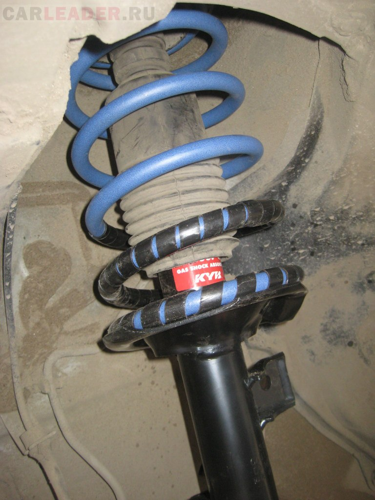 Low down springs Tanabe NF210 KYB Excel