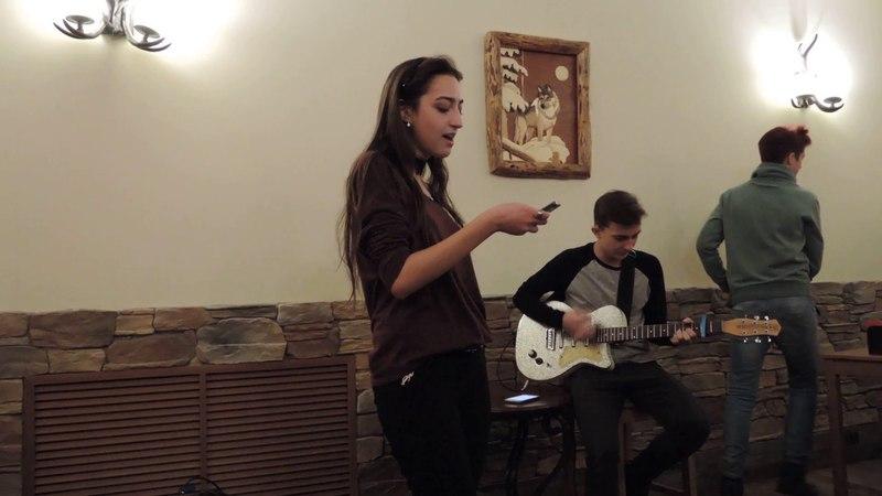 Аделина Хакимова и Ильяс Галимуллин — Radioactive (Imagine Dragons cover)