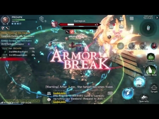 Royal Blood Global Gameplay Android - iOS (iPhone 7 Plus 1080p-60fps)
