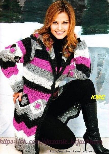提花大衣(47) - 柳芯飘雪 - 柳芯飘雪的博客