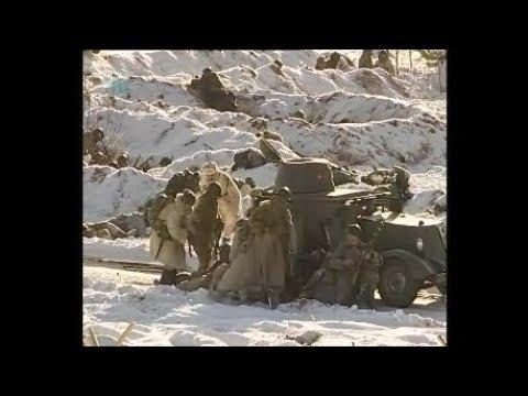 Лызлово. Эпизод контрнаступления под Москвой. 13 - 15 декабря 1941 года