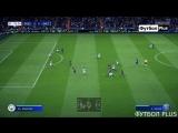 Гол Мбаппе в ворота Ман Сити в FIFA19