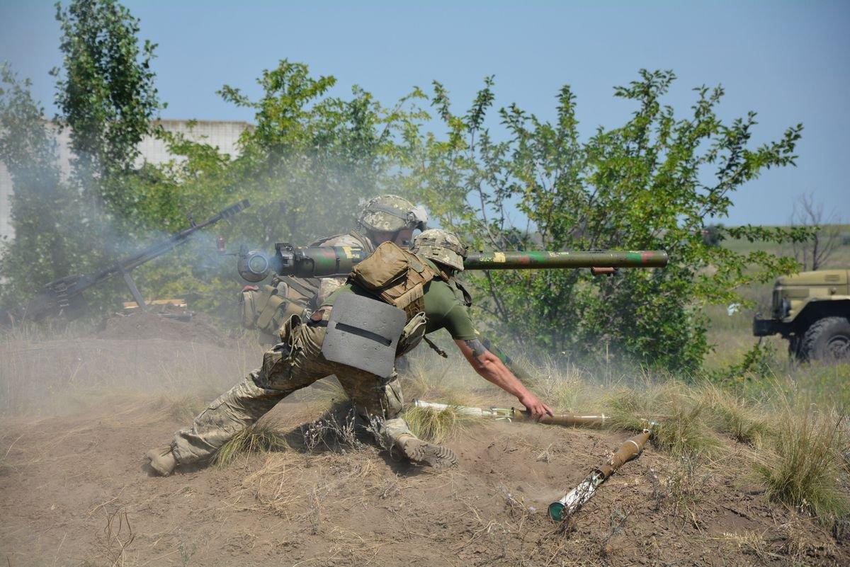 Донбасс находится в режиме тишини - Минобороны
