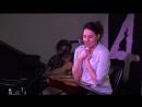Отчёт с концерта Амели на мели Петербург Арт мансарда 4'33
