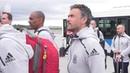 La Selección española, ya en Sevilla para jugar ante Inglaterra en la UEFA Nations League