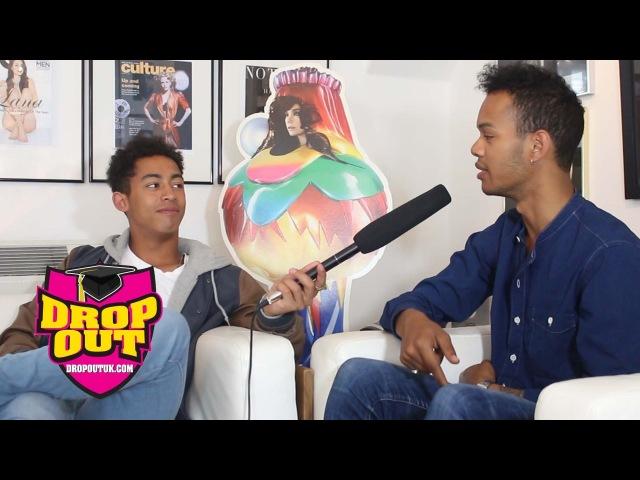 ME2U: Rizzle Kicks' Interview Each other | Dropout UK