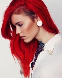 Как сделать краску цветную для волос 47